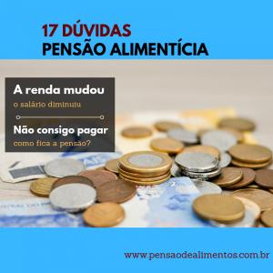 17 dúvidas sobre pensão aliment